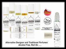 Halal Designer Attar - roll-on 10ml (Best Selling Attar)